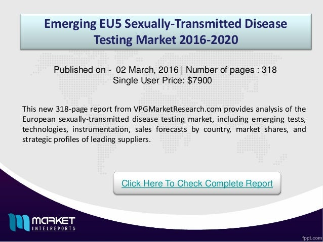 Emerging sexually transmitted diseases