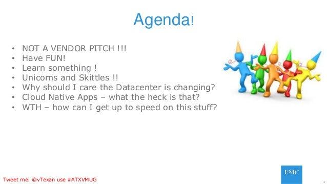 2016 April Austin VMUG User Conference - lunch keynote  Slide 2