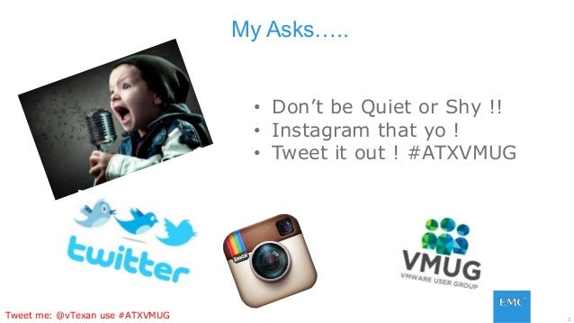 2016 April Austin VMUG User Conference - lunch keynote  Slide 3
