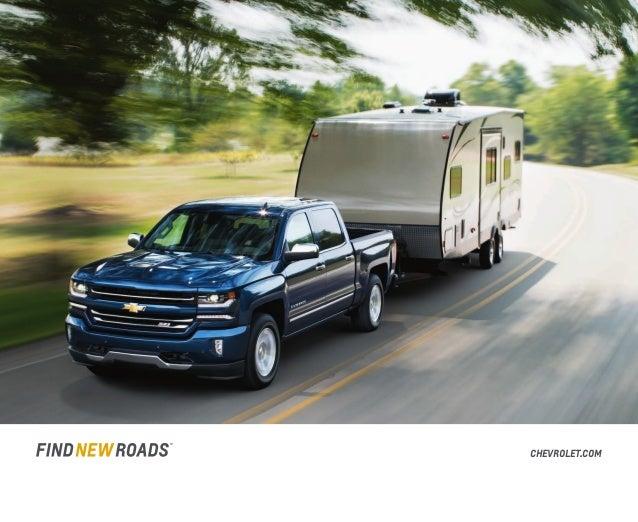 Chevy Dealership Edmonton >> 2016 Chevrolet Silverado 1500 Brochure | Omaha Area Chevy Dealer