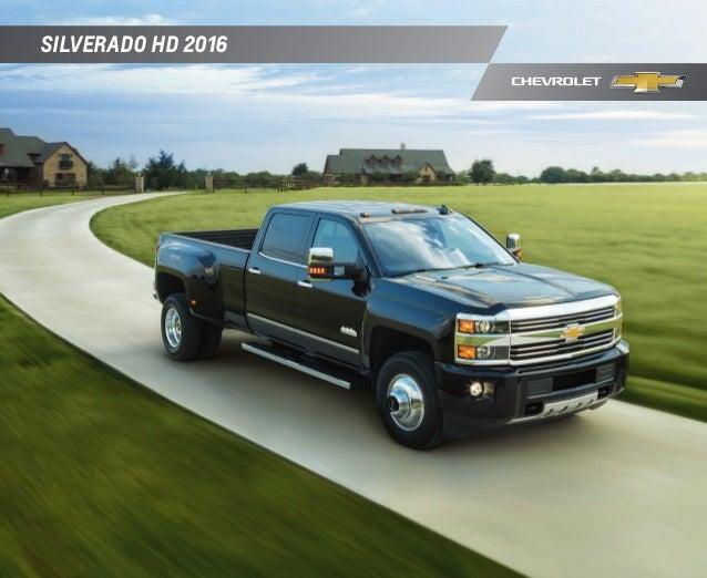 2016 Chevrolet Silverado HD Brochure | Omaha Area Chevy Dealer