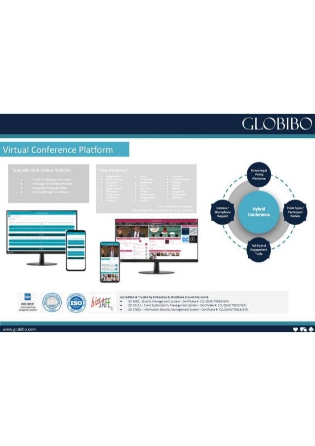 Globibo Virtual Conference Platform