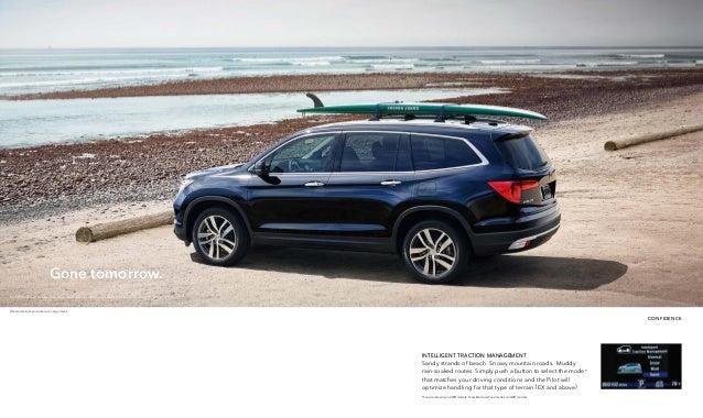 2016 honda pilot brochure jackson area honda dealer for Honda dealership jackson ms
