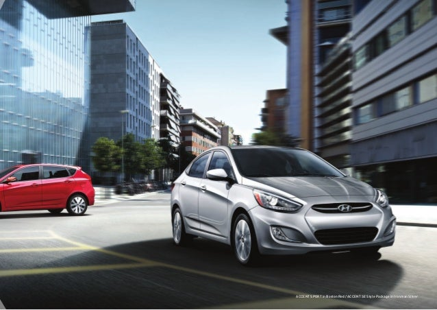 Jacksonville Hyundai Dealer >> 2016 Hyundai Accent | Jacksonville Area Hyundai Dealer