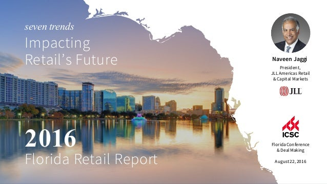 The trends impacting the future of retailing