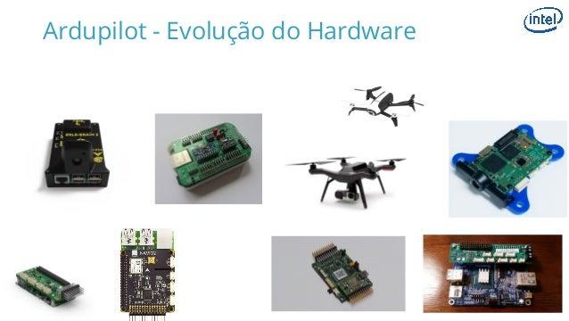 Dronecode: software open source em drones