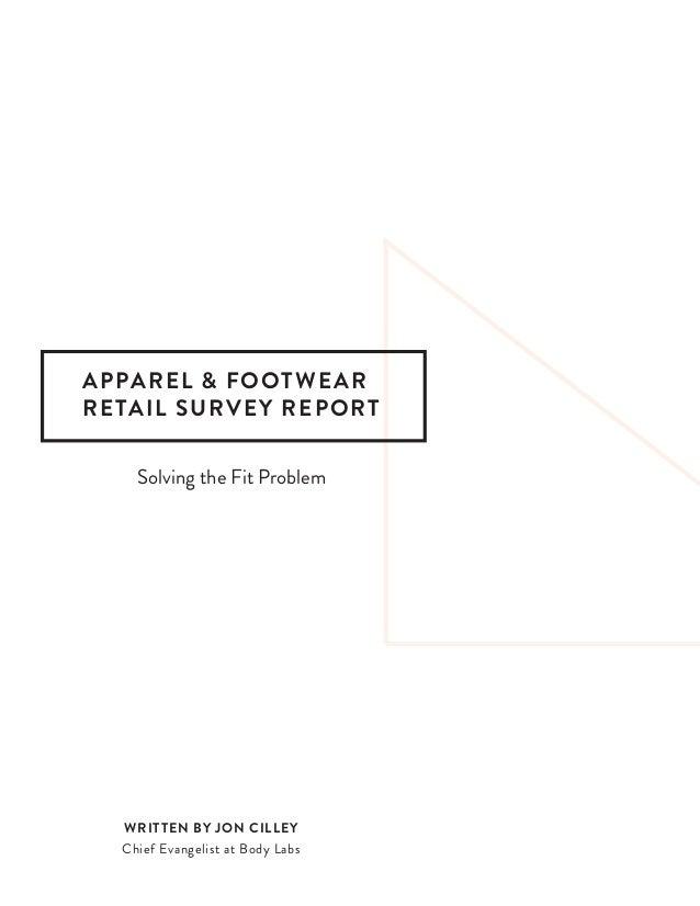 Body Labs 2016 Retail Survey Fit Slide 2