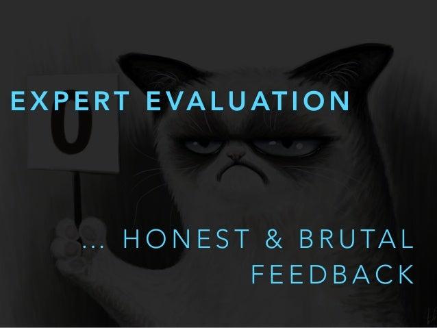 U S A B I L I T Y H E U R I S T I C S F O R V I D E O G A M E D E S I G N ( E . G . ) • 1. Provide consistent responses to...