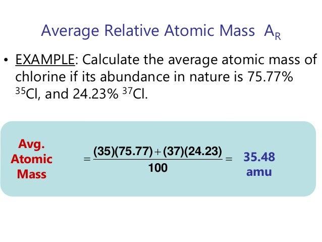 2016 topic 2 atomic structure atomic mass 21 urtaz Images