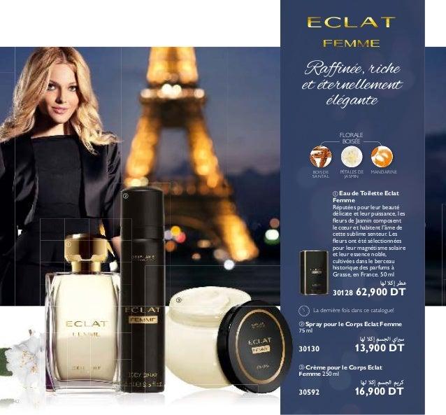 43 ቧ Eau de Parfum Precious Moments 50 ml ﻣﻮﻣﻨﺘﺲ ﺑﺮﻳﺸﻴﻮس ﻋﻄﺮ 18957 62,900 DT ቨ Crème pour le Corps Precious Moments ...