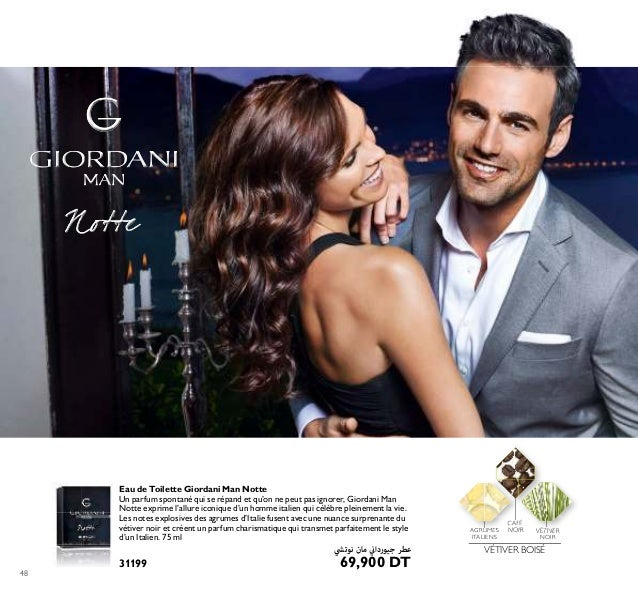 Frottez le flacon pour sentir la fragrance ! ESSAYEZ MOI! 49 CÉLÉBREZ LE STYLE ITALIEN Un luxe masculin Italien surprenant ...