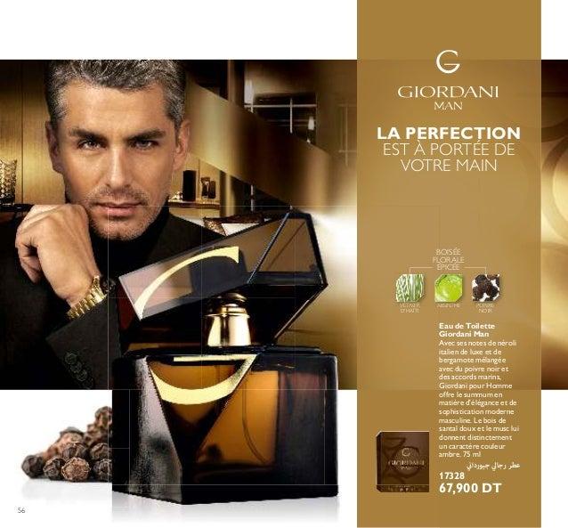57 ቢ Eau de Toilette Rival 75 ml رﻳﻔﺎل ﻋﻄﺮ 25488 59,900 DT ባ Eau de Toilette Be the Legend 75 ml ﻟﻴﺠﻴﻨﺪ ذا يب ﻋ...