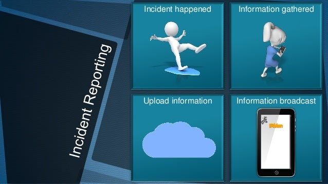 incident reporting and management system