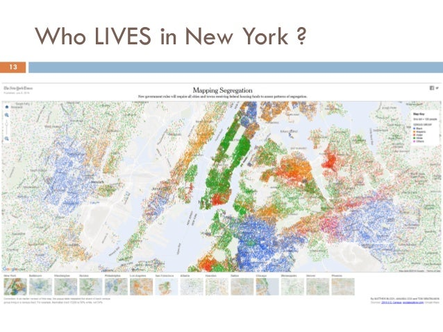 Who LIVES in New York ? 13