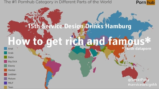 @SanktPony #servicedesignhh How to get rich and famous**) with dataporn 15th Service Design Drinks Hamburg