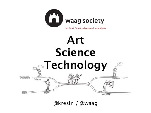 @kresin / @waag Art Science Technology