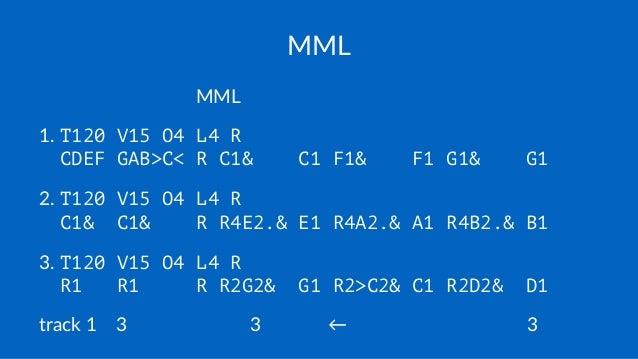 Inside mml2wav.rb Slide 3