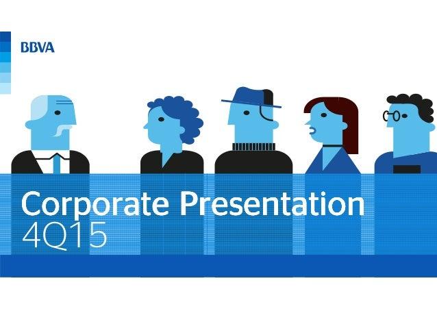 4Q15 CorporateCorporateCorporateCorporate PresentationPresentationPresentationPresentation