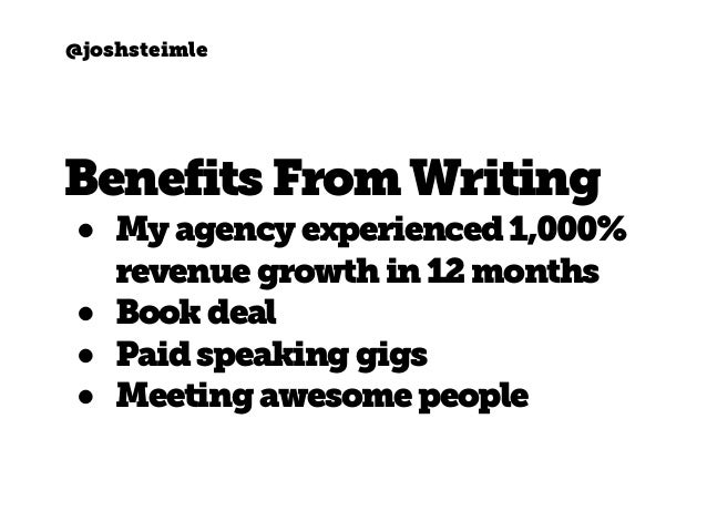 How to Become a Contributor to Forbes, Mashable, TechCrunch & More Slide 3