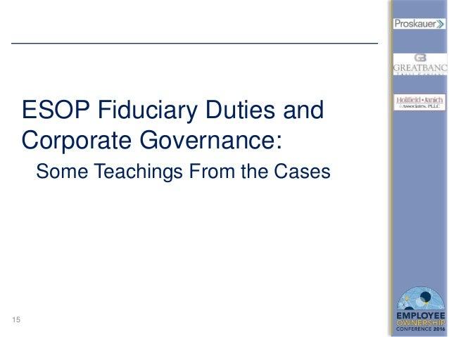Fiduciary Duties: Minority Shareholder Rights
