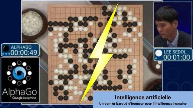 Intelligence artificielle Un dernier baroud d'honneur pour l'intelligence humaine