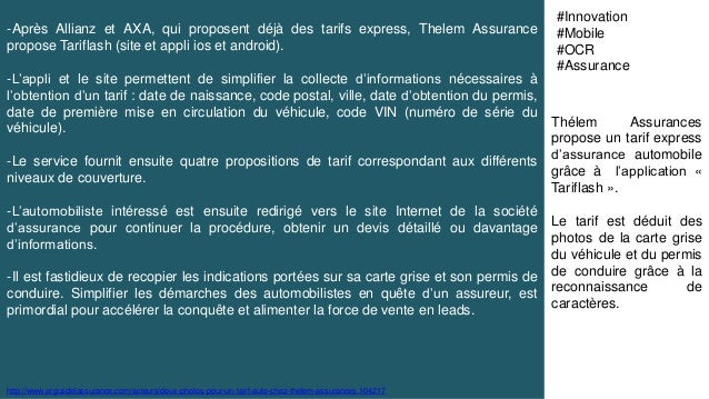 Thelem Assurances - Un devis en mode express sur mobile avec 2 photos Slide 2