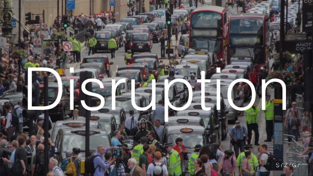 Uberfy or Die! - This is what the future of insurance looks like... Slide 2