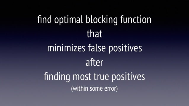 Overview of Adaptive Blocking for DDL Research Lab Slide 3