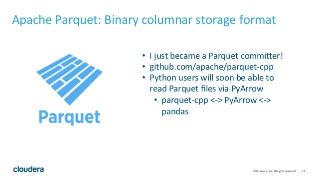 Next-generation Python Big Data Tools, powered by Apache Arrow