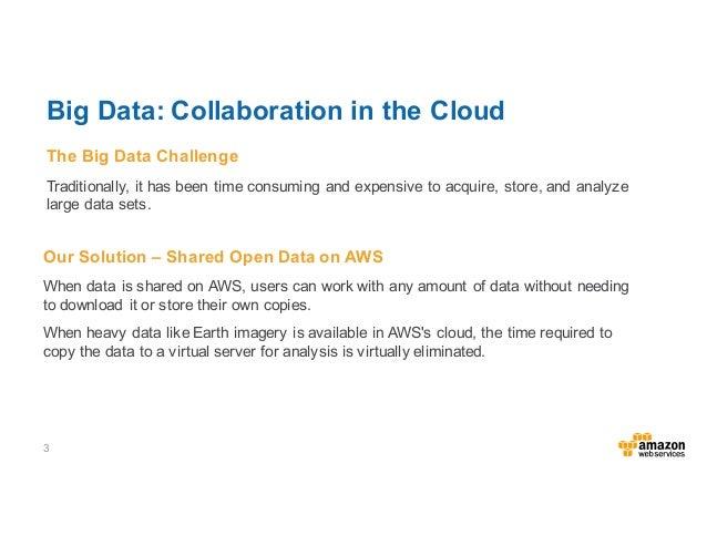 Unlocking Open Data in the Cloud