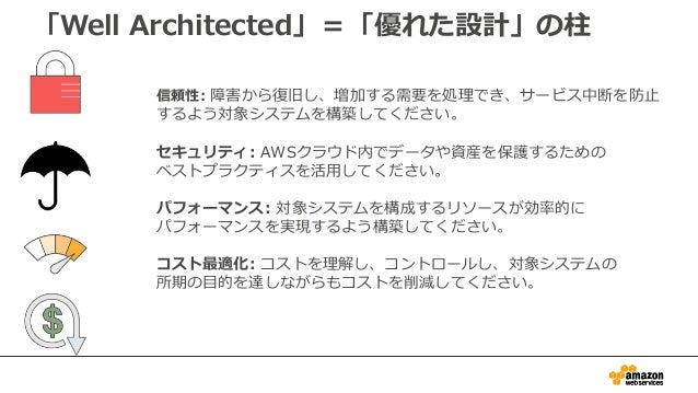 aws well architected framework pdf