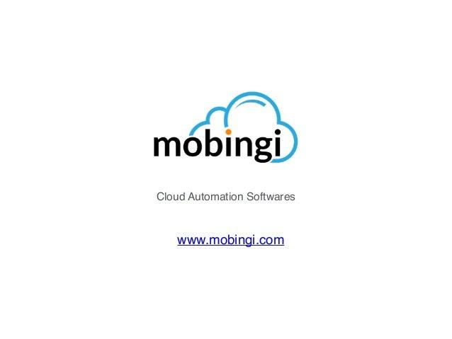 www.mobingi.com Cloud Automation Softwares
