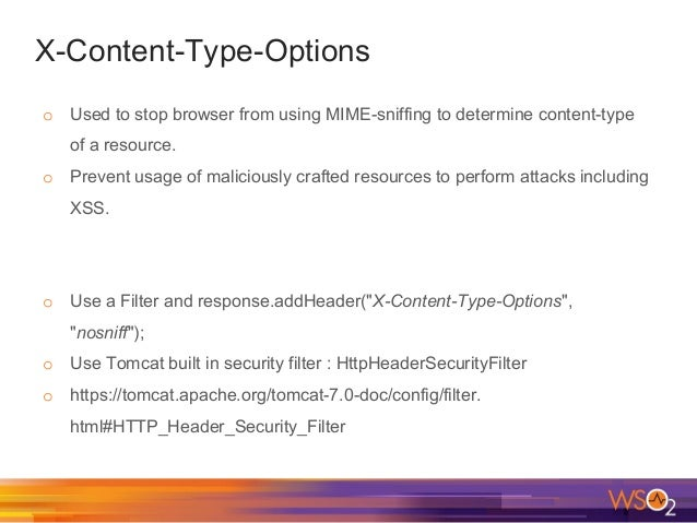 browser content type