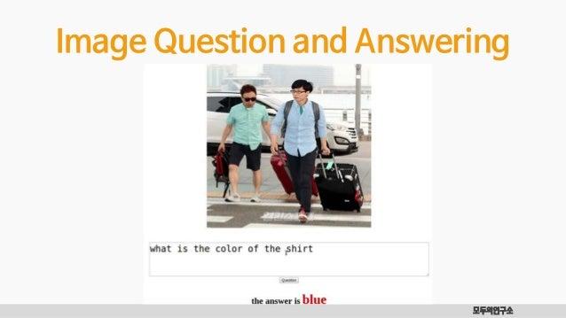 모두의연구소 Image Question and Answering