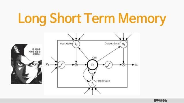 모두의연구소 Long Short Term Memory