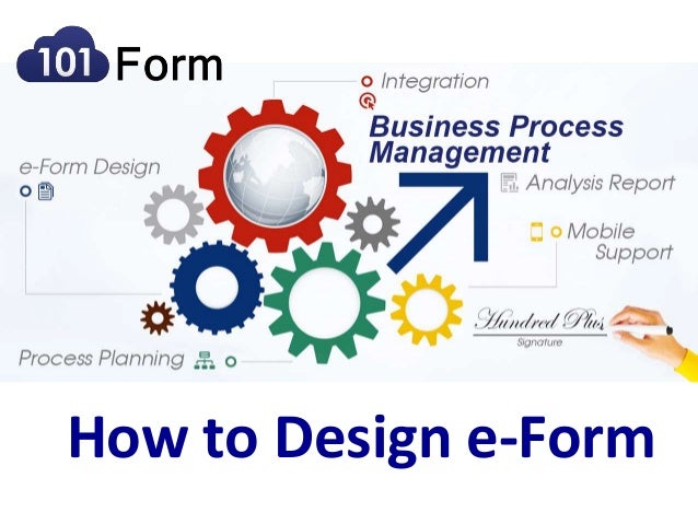 How to Design e-Form