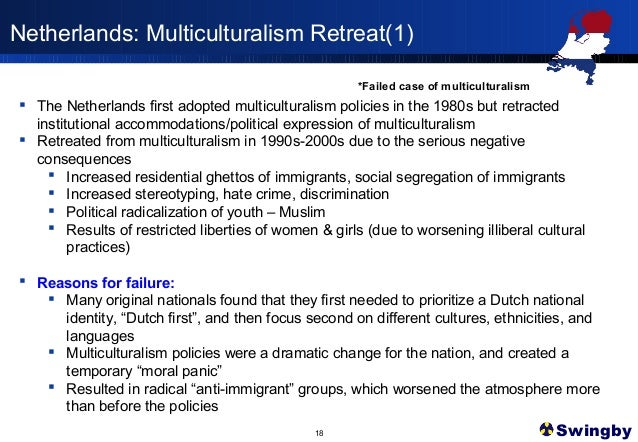 negative effects of multiculturalism in canada What is mipex mipex is a unique tool which measures policies to integrate migrants in all eu member states, australia, canada, iceland, japan, south korea, new.