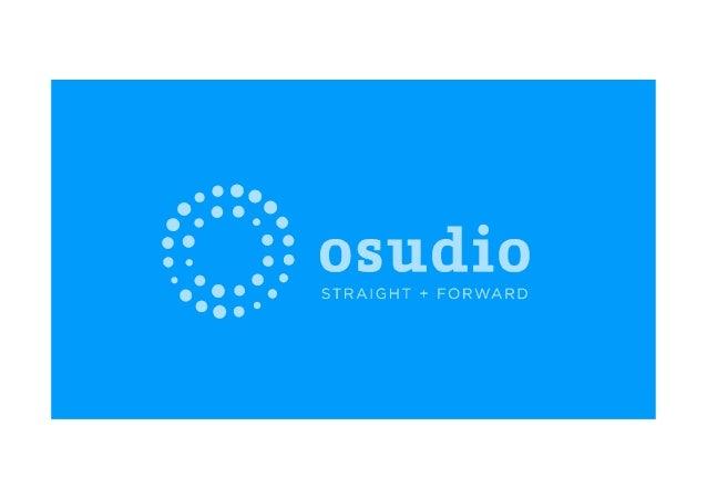 """Osudio Live Webinar """"Wissen Sie, was Ihre Kunden wollen?"""" Sinn und Zweck von Digital Commerce und Content Marketing 15. Ju..."""