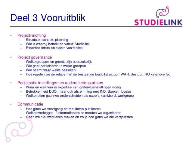 Resultaat Europese Aanbesteding Studielink Bote Folkertsma Holink