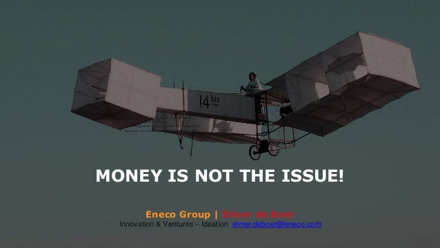 MONEY IS NOT THE ISSUE! • Based on test results we can decide on next steps: • Thank you, but no thank you • Interesting, ...