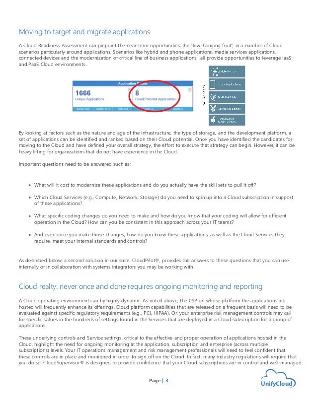 The journey to the Cloud: start with IT asset discovery Your journey to the Cloud Slide 3