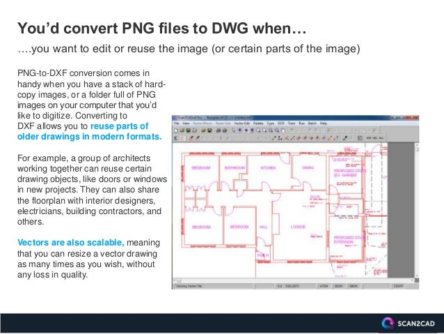 Ultimate Guide: PNG-to-DWG File Conversion
