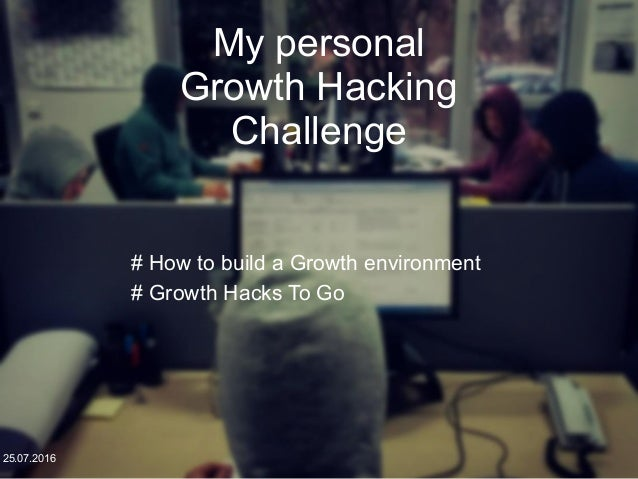 25.07.2016 My personal 