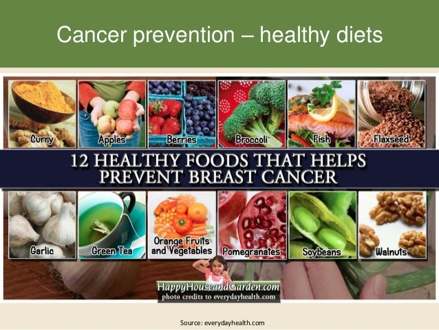 How to reduce the risk of cancer