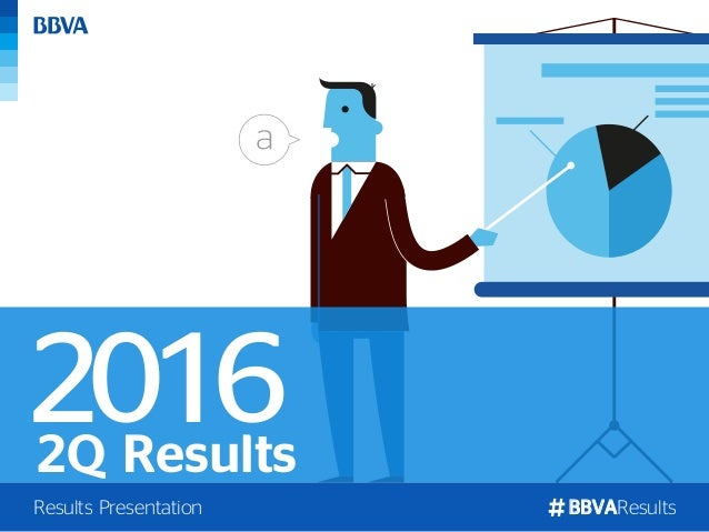 2Q Results BBVAResultsResults Presentation 2016