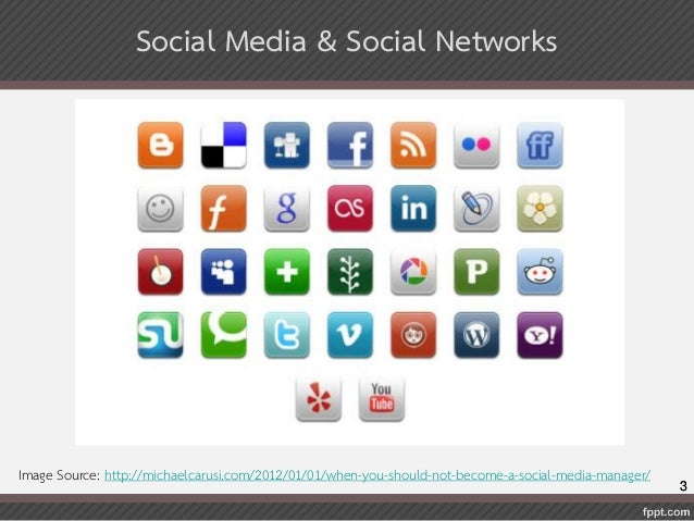 สื่อออนไลน์ ผลกระทบกับการแพทย์และสาธารณสุข Slide 3
