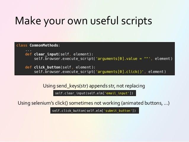 Automating Django Functional Tests Using Selenium on Cloud