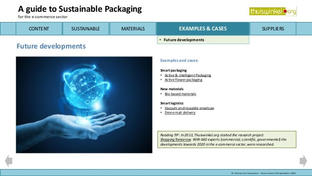 guide sustainable packaging for e commerce