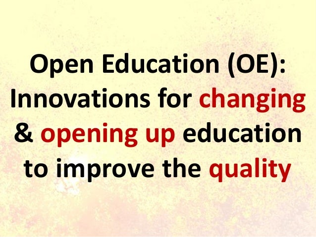 speech about quality education Find long and short speech on education for students 5 minutes education speech in very simple and bright career and better quality of life thank you.