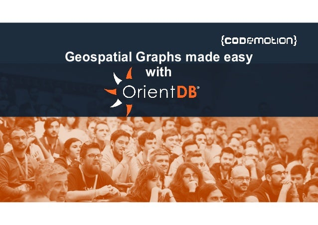 Geospatial Graphs made easy with